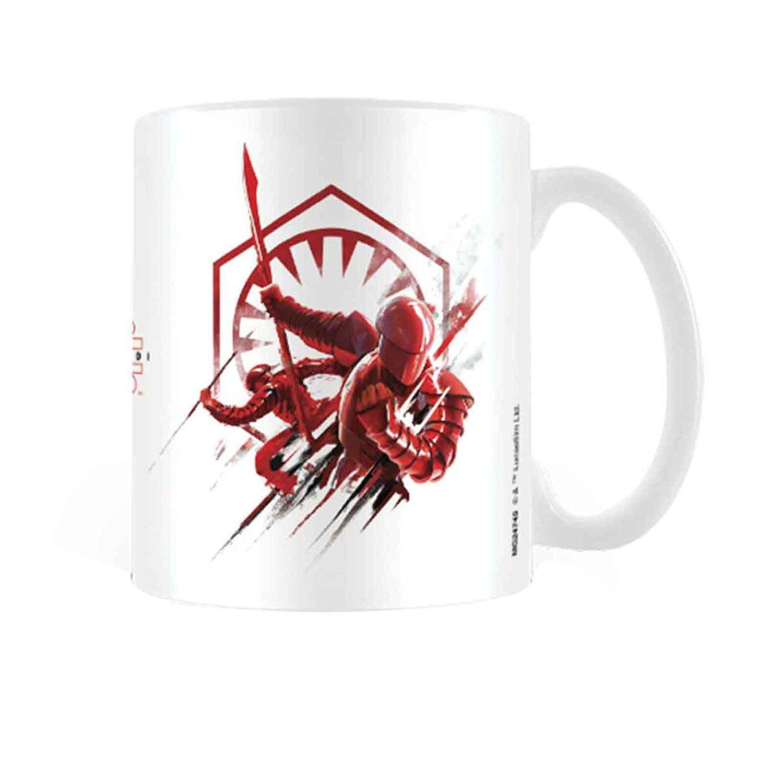TLJ First Order Elite Guard Brushstroke Mug