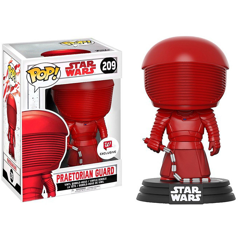 TLJ Praetorian Guard [Whip] Funko Pop! Bobble Head Toy