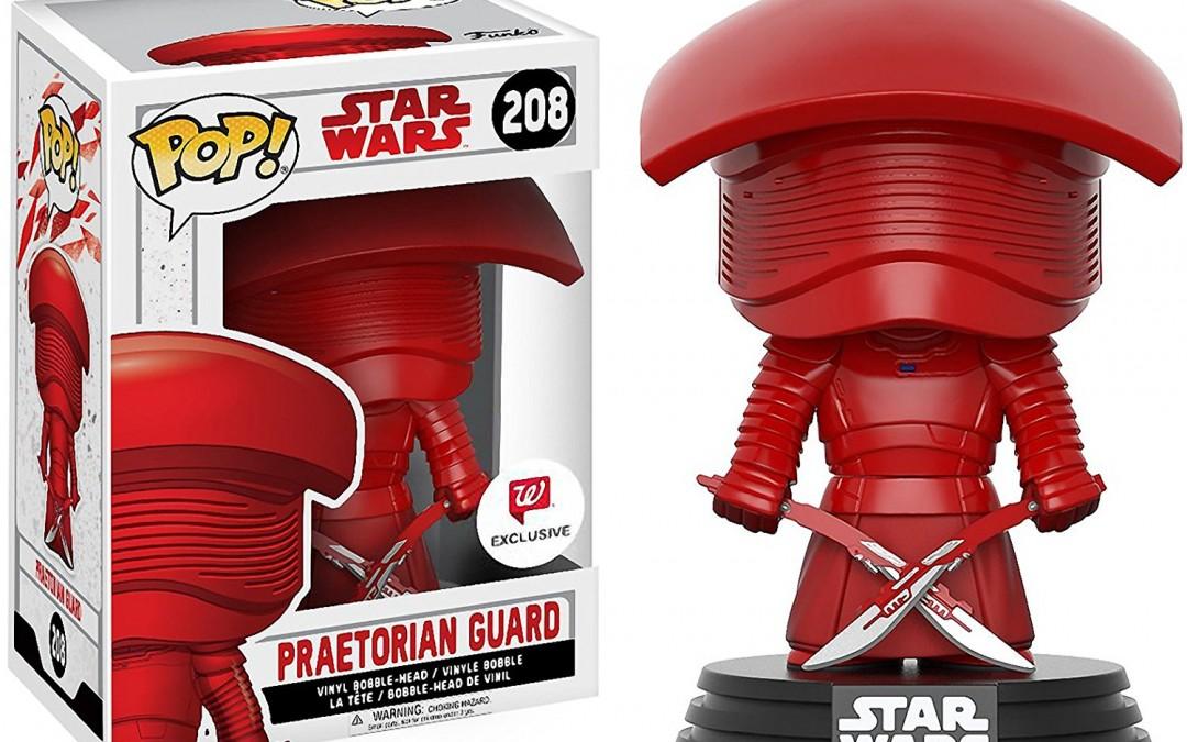 New Last Jedi Funko Pop! Bobble Head Toys Rundown!