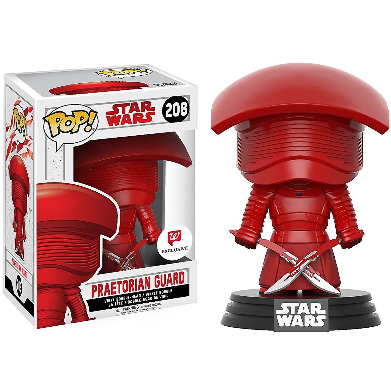 TLJ Praetorian Guard [Dual Swords] Funko Pop! Bobble Head Toy