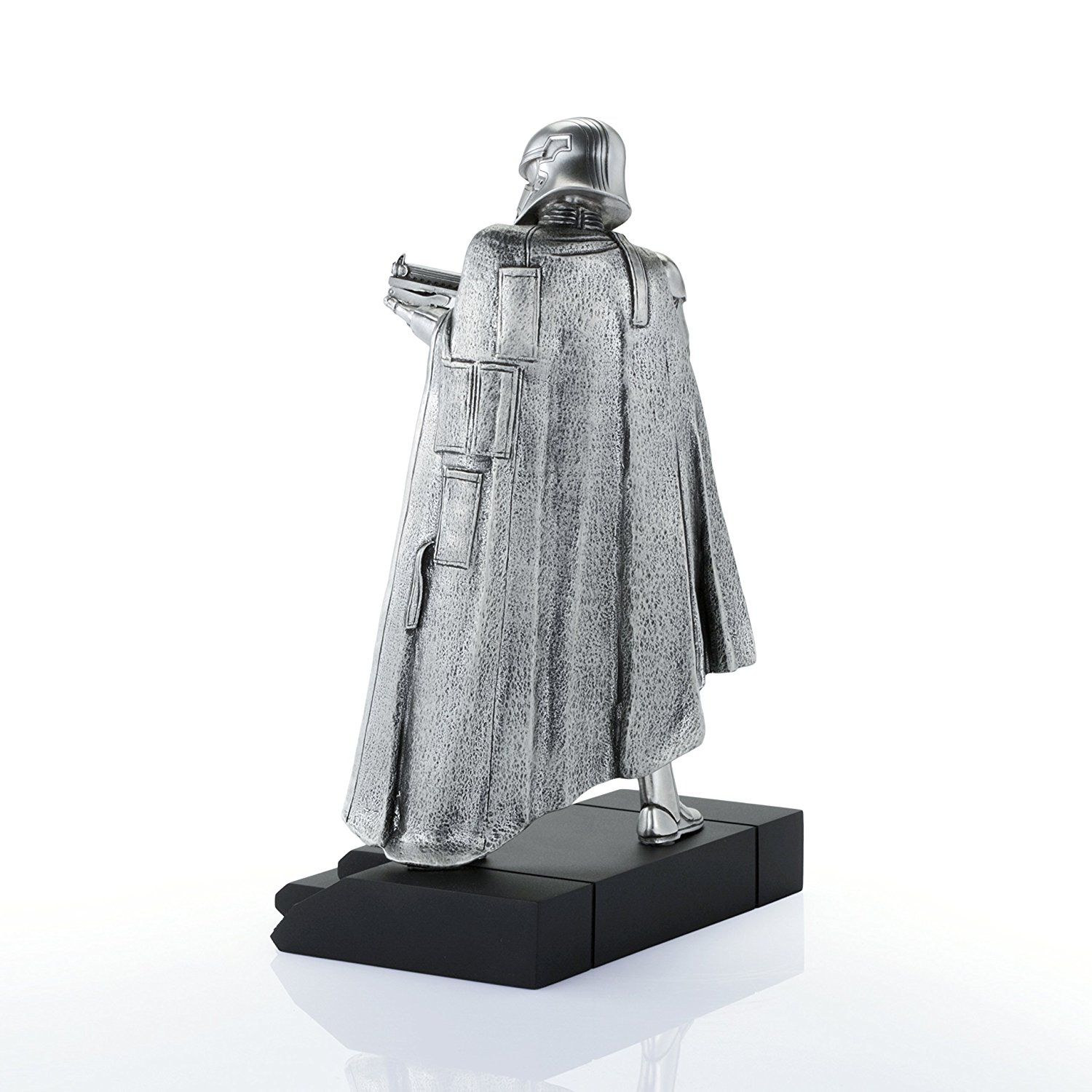 TLJ Captain Phasma Pewter Statue 3