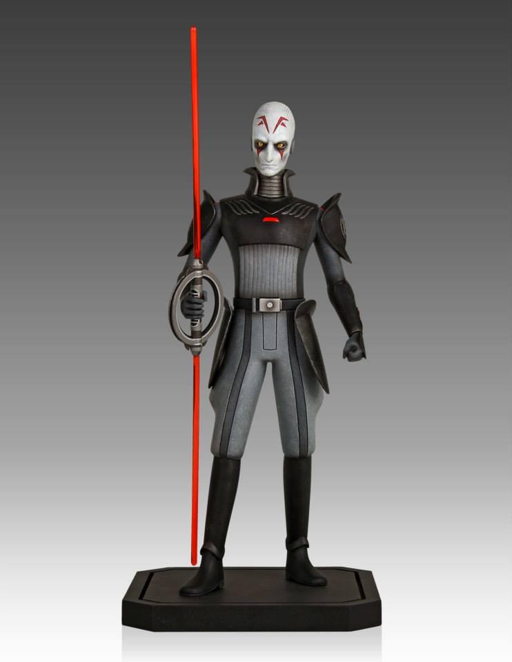 TWR Grand Inquisitor Statue 3