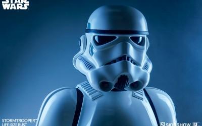 New Imperial Stormtrooper Life-Sized Bust now available for pre-order, price revealed!