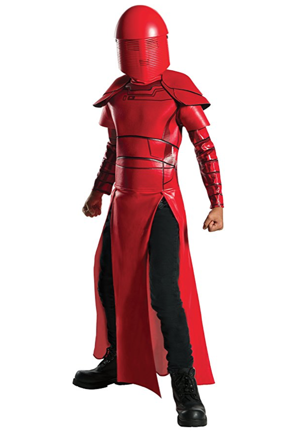 TLJ Child Deluxe Praetorian Guard Costume 1