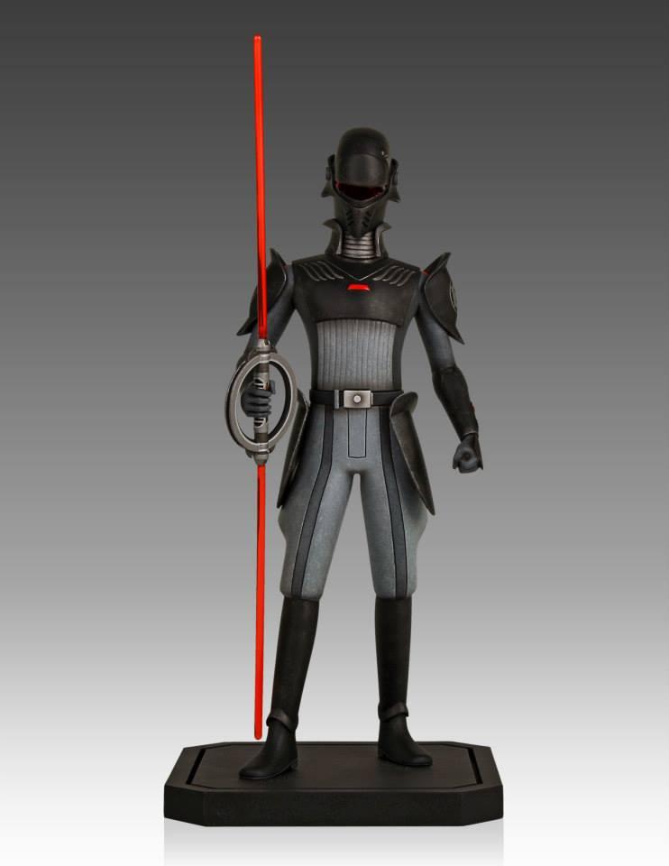 TWR Grand Inquisitor Statue 5