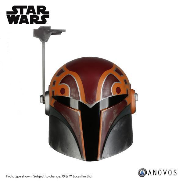 SWR Sabine Wren's Helmet 1