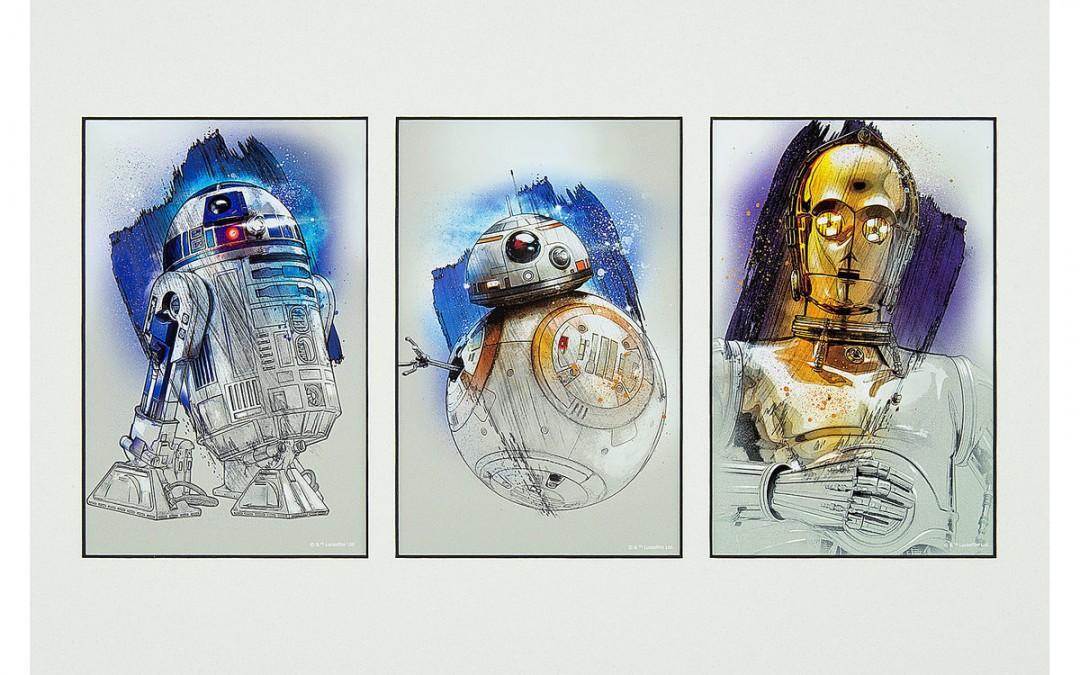 New Last Jedi Art Print Rundown Part 2!