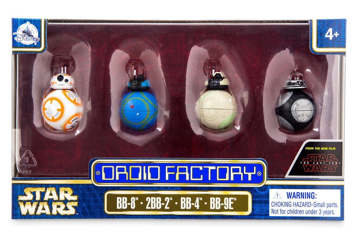 TLJ BB Unit Figure Set