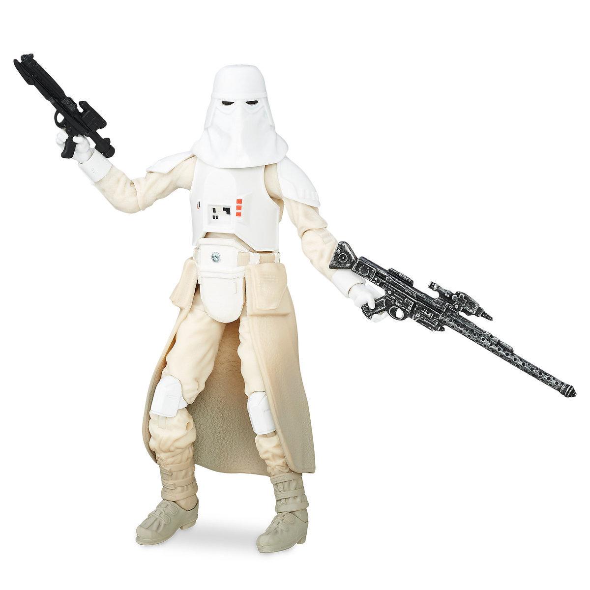 "TESB 6"" Imperial Snowtrooper Black Series Figure 2"
