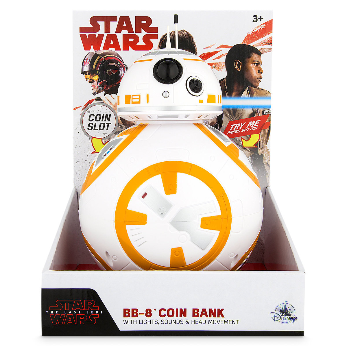 TLJ BB-8 Coin Bank