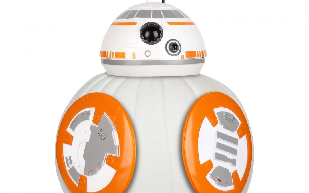 New Last Jedi BB-8 Pumpkin Push Ins Set available on Amazon.com