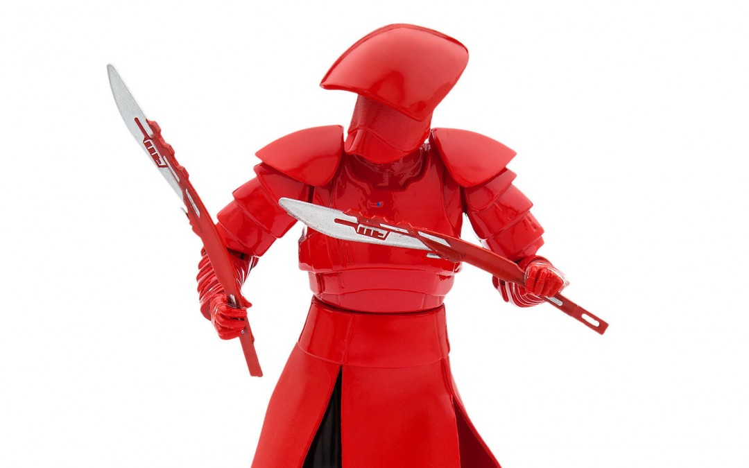 New Last Jedi Elite Series Praetorian Guard Figure available on ShopDisney.com