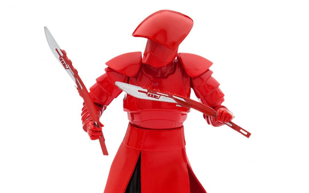 New Last Jedi Elite Series Praetorian Guard Figure available on ShopDisney.com