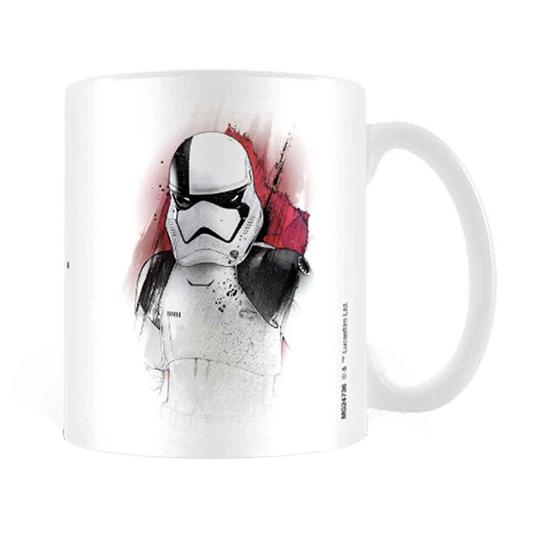 TLJ First Order Executioner Trooper Brushstroke Mug 1