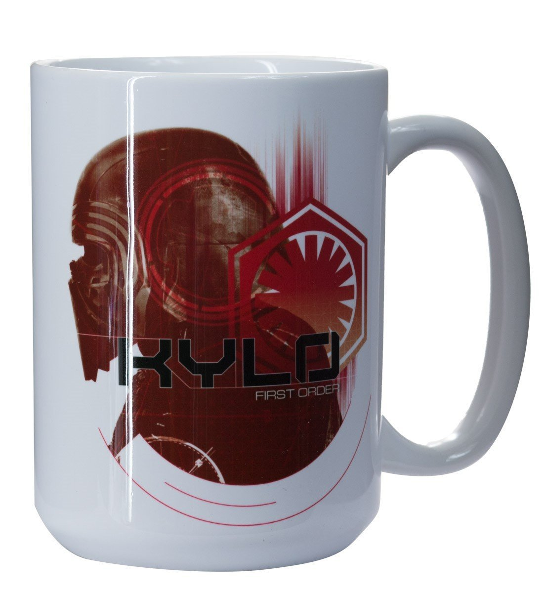 TLJ Kylo Ren First Order Collectable Mug
