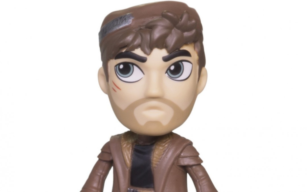 New Last Jedi Funko Pop! DJ Mystery Mini Bobble Head Toy available on Amazon.com