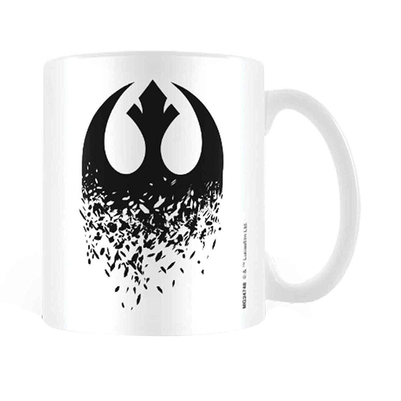 TLJ Rebel Symbol Mug 1
