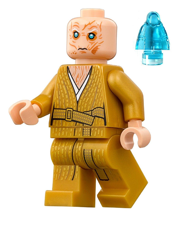 TLJ Lego Polybag Mini-Figure Set