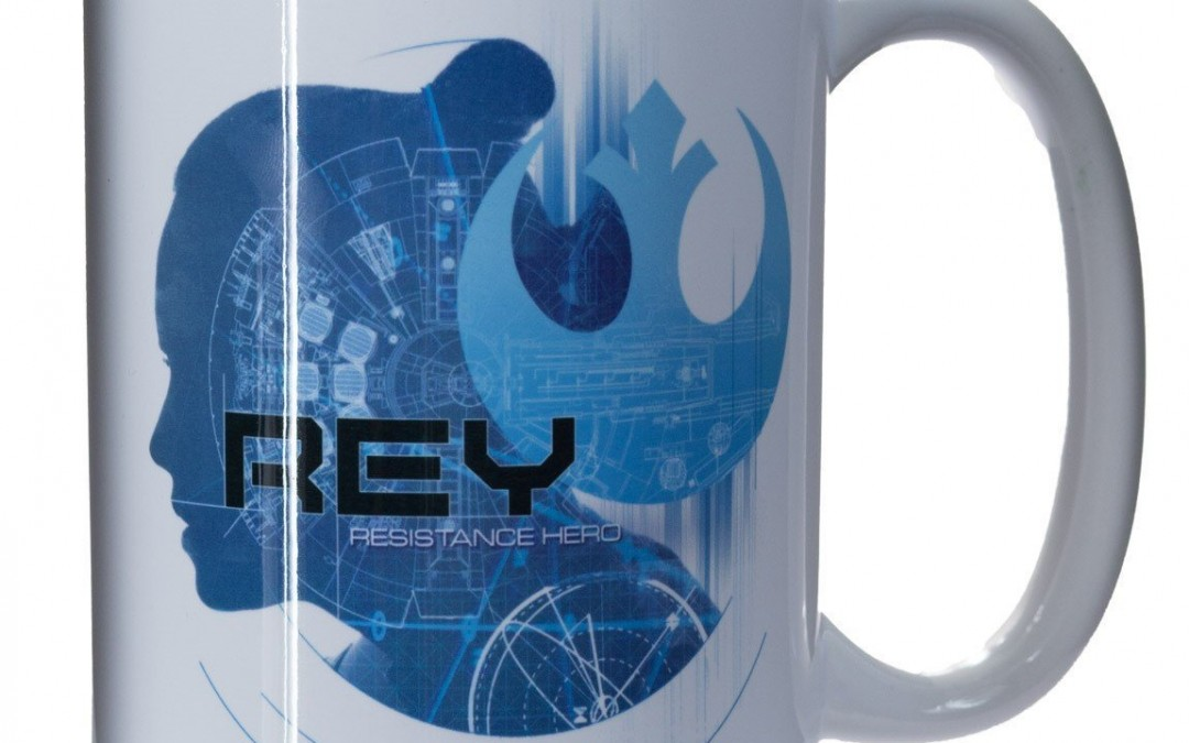 New Last Jedi Collectible Mugs Rundown!