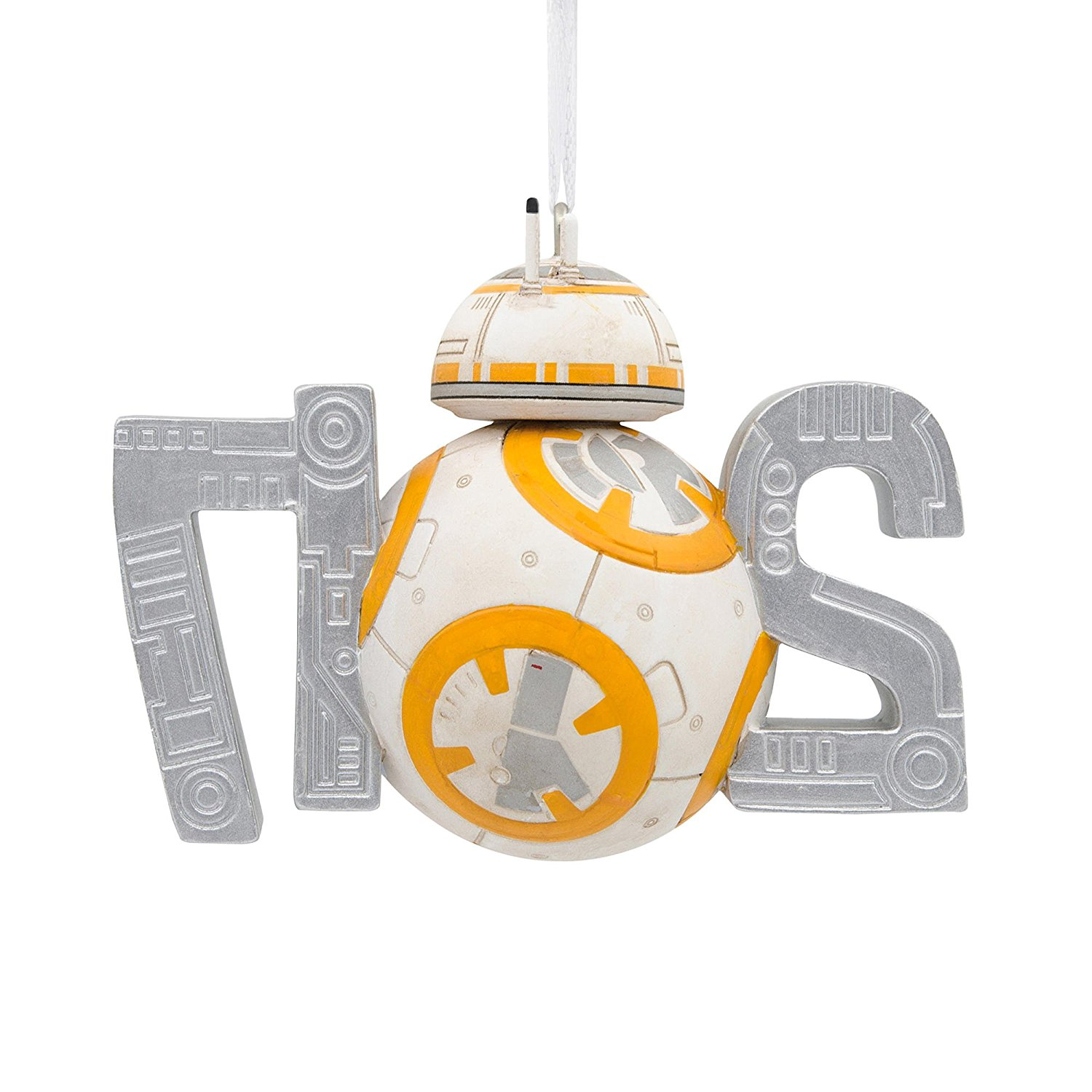 TLJ BB-8 Dated 2017 Holiday Christmas Ornament 2