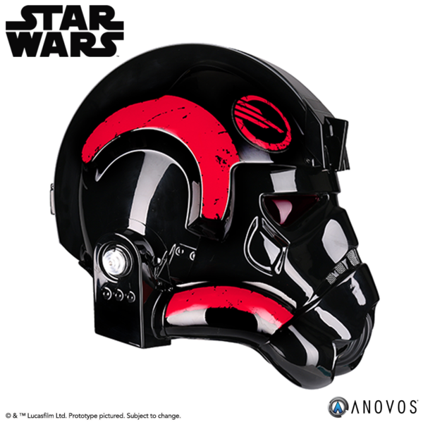 New Inferno Squad Commander Helmet Accessory Available On