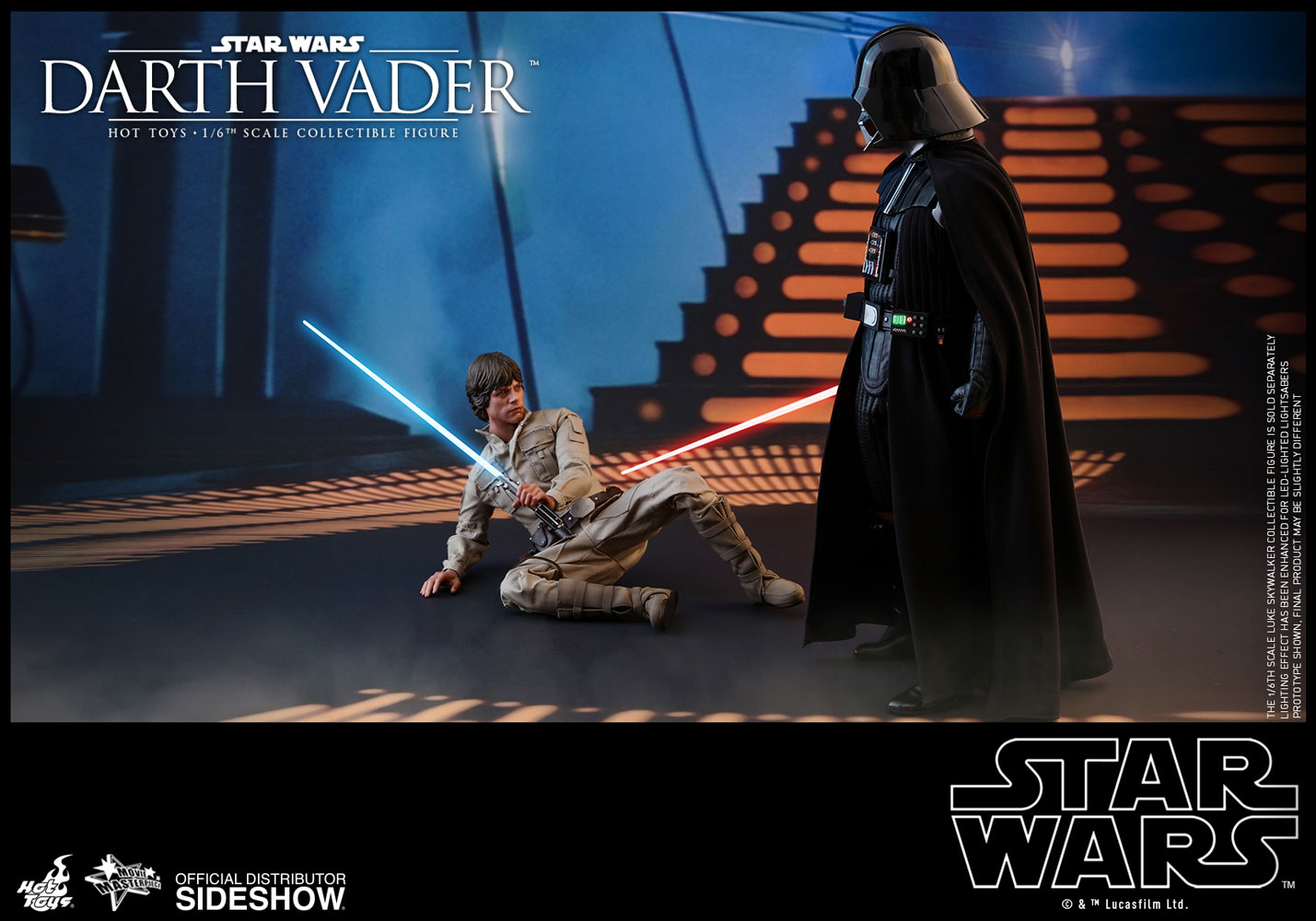 New Darth Vader 1 6th Scale Figure From Hot Toys Available