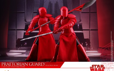New Last Jedi 1/6th Scale Praetorian Guard Figure now available for pre-order, price revealed