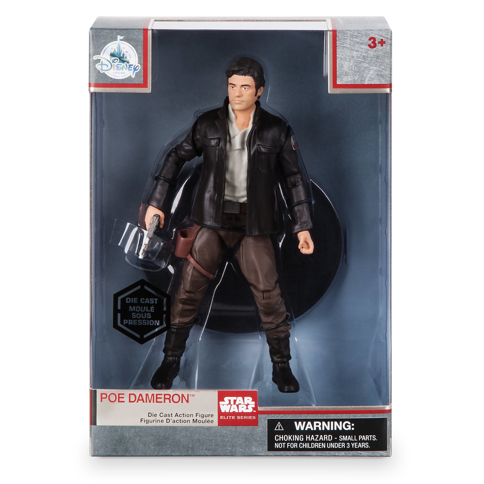 TLJ Elite Series Poe Dameron Figure 1