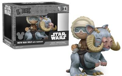New Empire Strikes Back Funko Han Solo and Tauntaun Dorbz Vinyl Figure Set available on ShopDisney.com