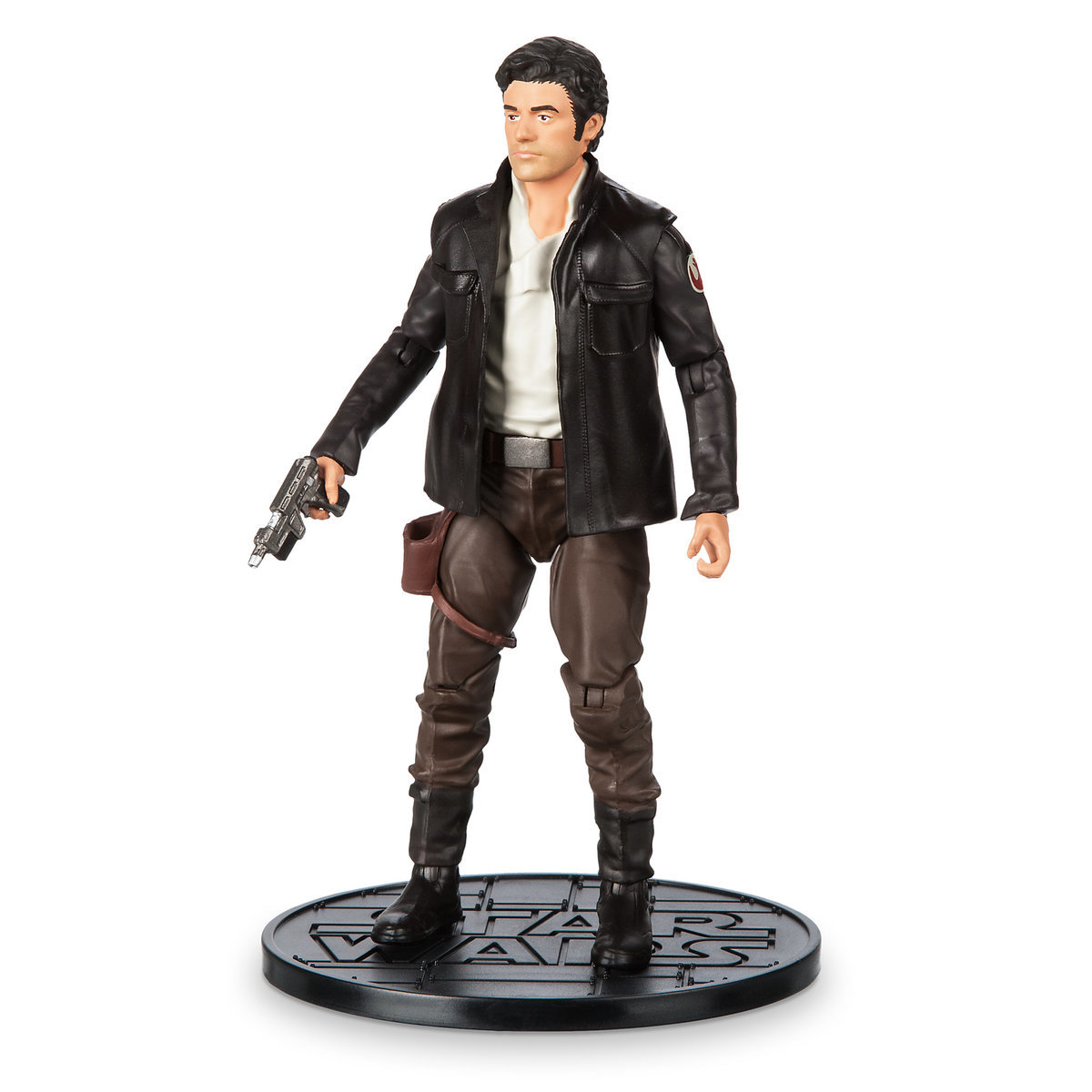 TLJ Elite Series Poe Dameron Figure 2