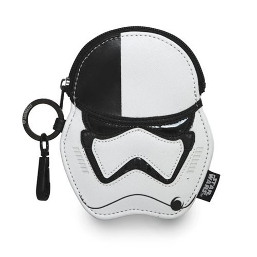 New Last Jedi First Order Executioner Trooper Clutch Coin Bag available on Amazon.com