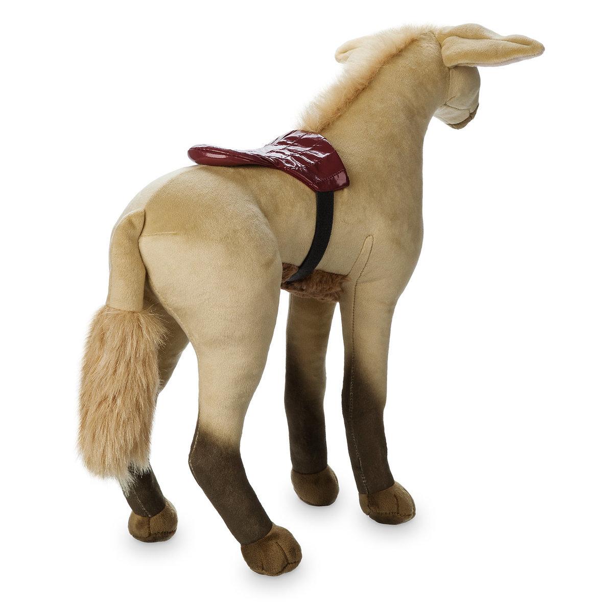 New Last Jedi Fathier Plush Toy Available On Shopdisney Com