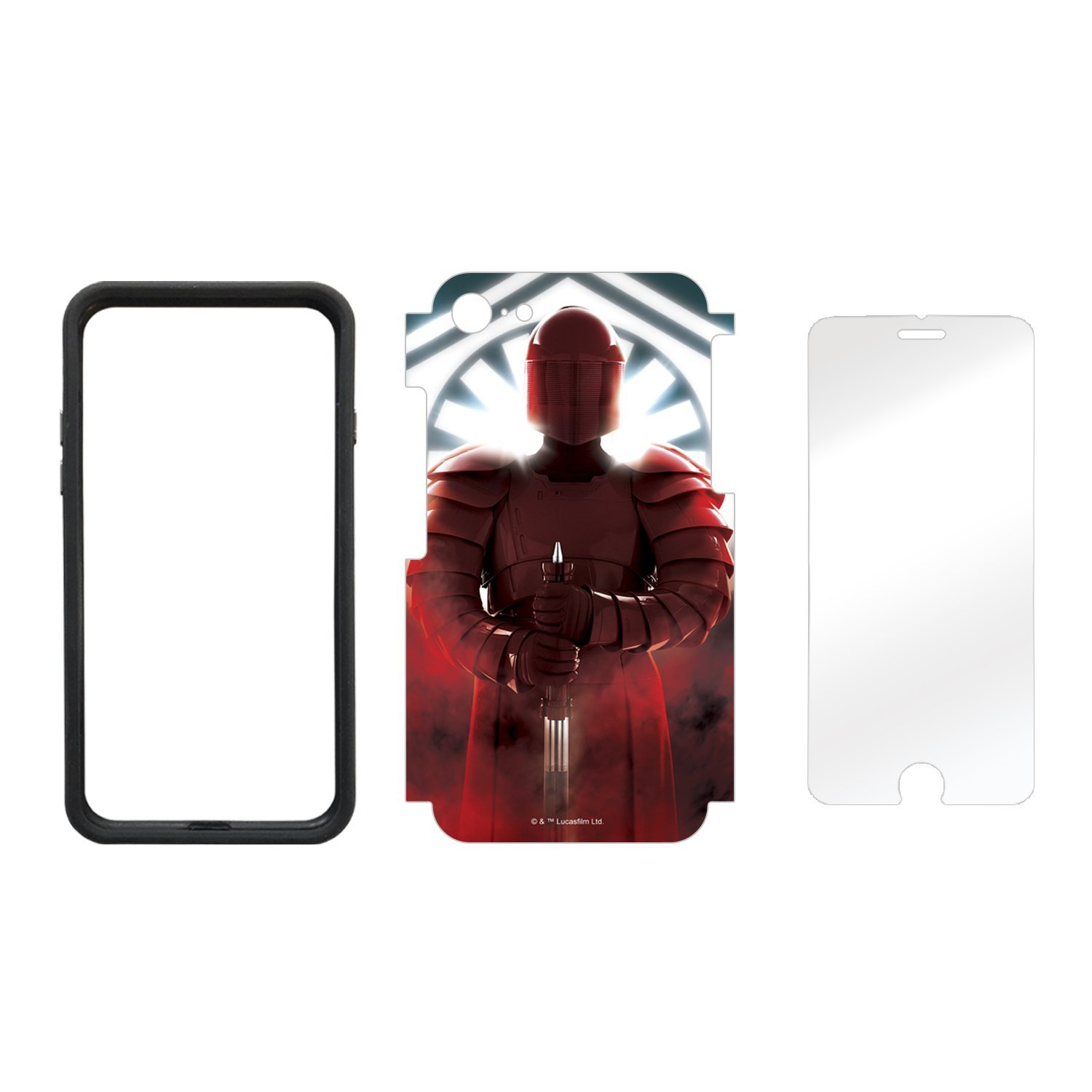TLJ Praetorian Guard iPhone 7 & 8 Wrap Kit 2
