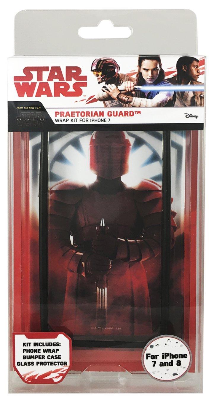 TLJ Praetorian Guard iPhone 7 & 8 Wrap Kit 1