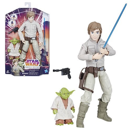 New Forces Of Destiny Adventure Doll 2-Pack available for pre-order on Entertainmentearth.com