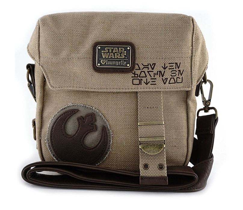 TLJ Rey Rebel Crossbody Purse 1