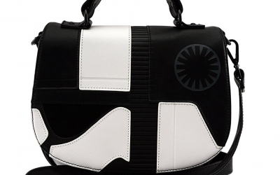 New Last Jedi First Order Executioner Trooper Crossbody Bag available on Amazon.com