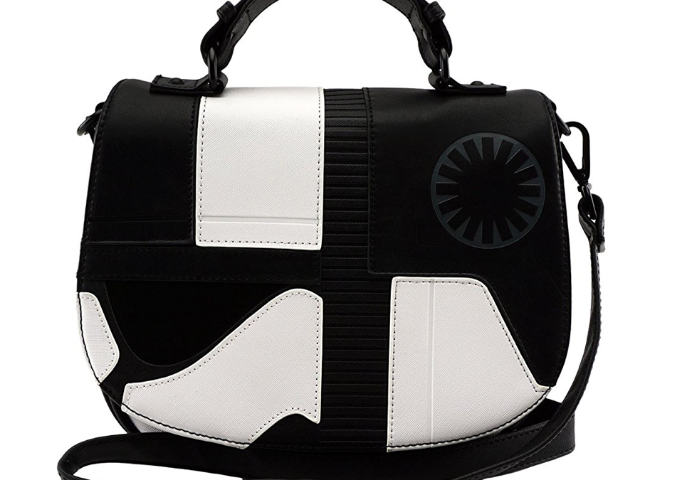 New Last Jedi First Order Executioner Trooper Crossbody Bag available on Walmart.com
