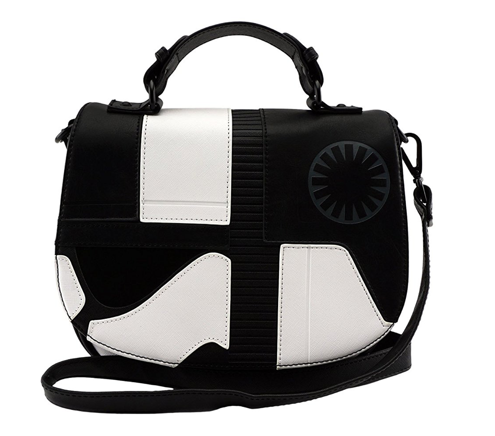 TLJ First Order Executioner Trooper Crossbody Bag 1