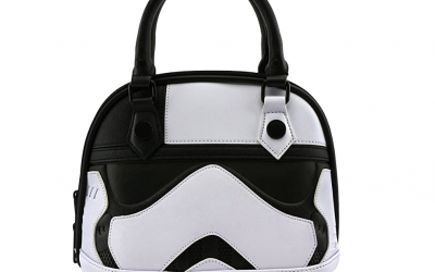 New Last Jedi First Order Executioner Dome Handle Bag available on Amazon.com