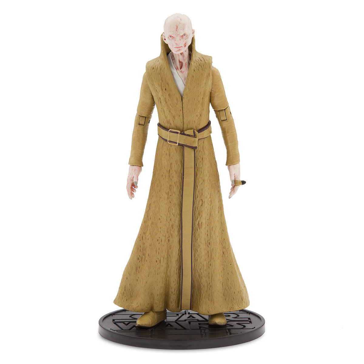 TLJ Supreme Leader Snoke Elite Series Die Cast Figure 2