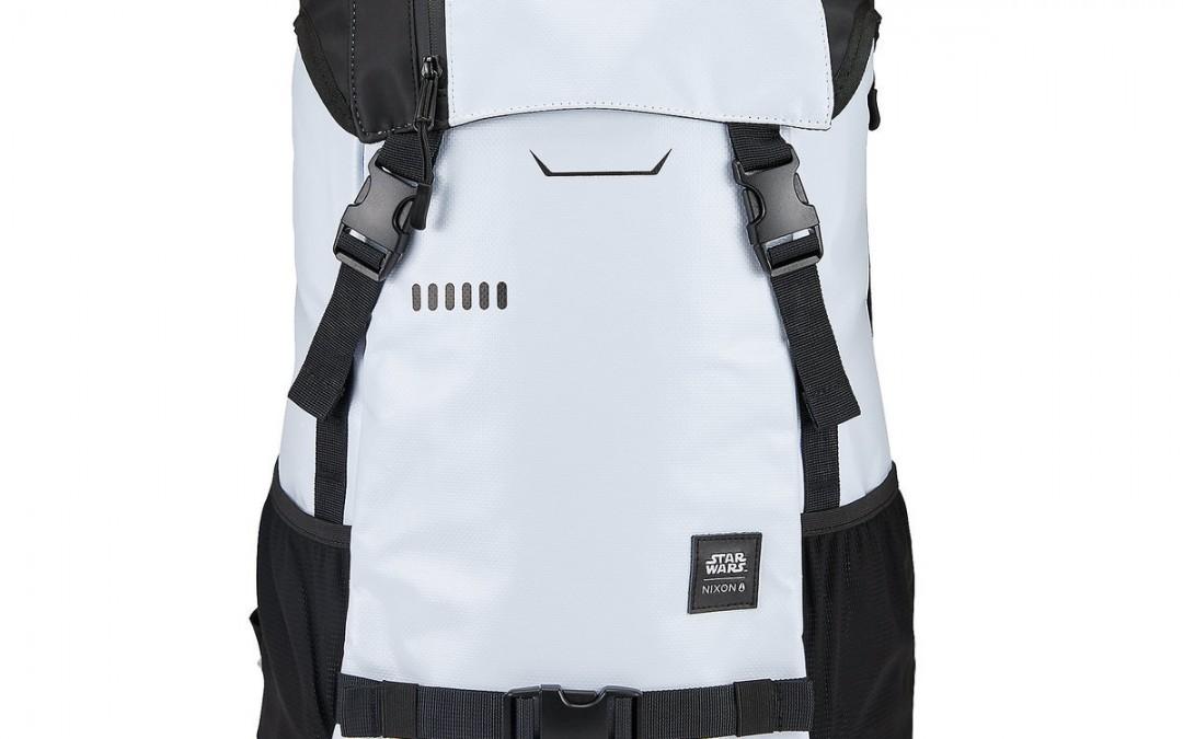 New Last Jedi First Order Executioner Trooper Landlock Backpack available on ShopDisney.com