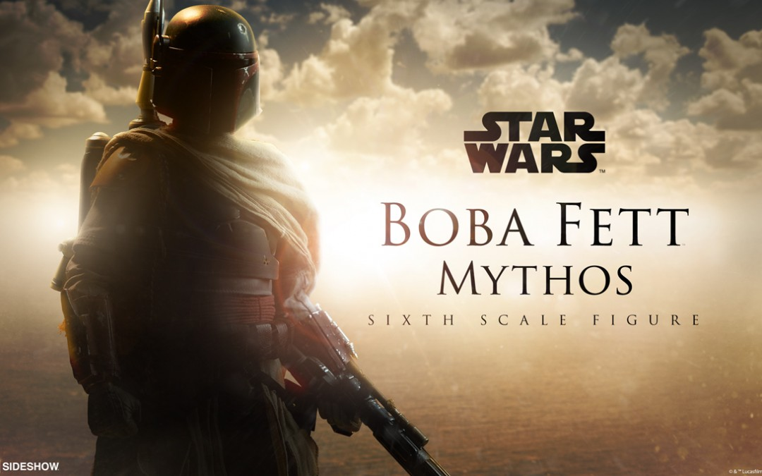 New 1/6th Scale Boba Fett Mythos Figure coming soon!