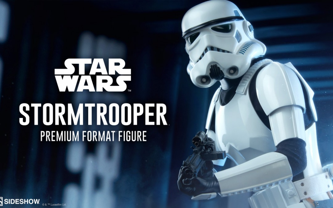 New Imperial Stormtrooper Premium Format Figure coming soon!