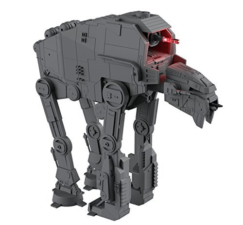 TLJ Build & Play First Order Heavy Assault Walker Sound & Light Up Model Kit 2