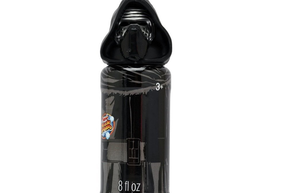 New Last Jedi Kylo Ren Bubbles Toy available on Amazon.com