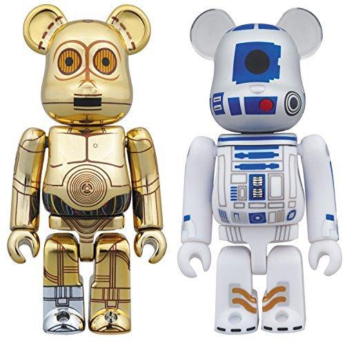 FA C-3PO & R2-D2 BE@RBRICK Figure 2 Pack