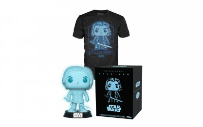 New Last Jedi Funko Pop! Collectors Box Set available on Target.com