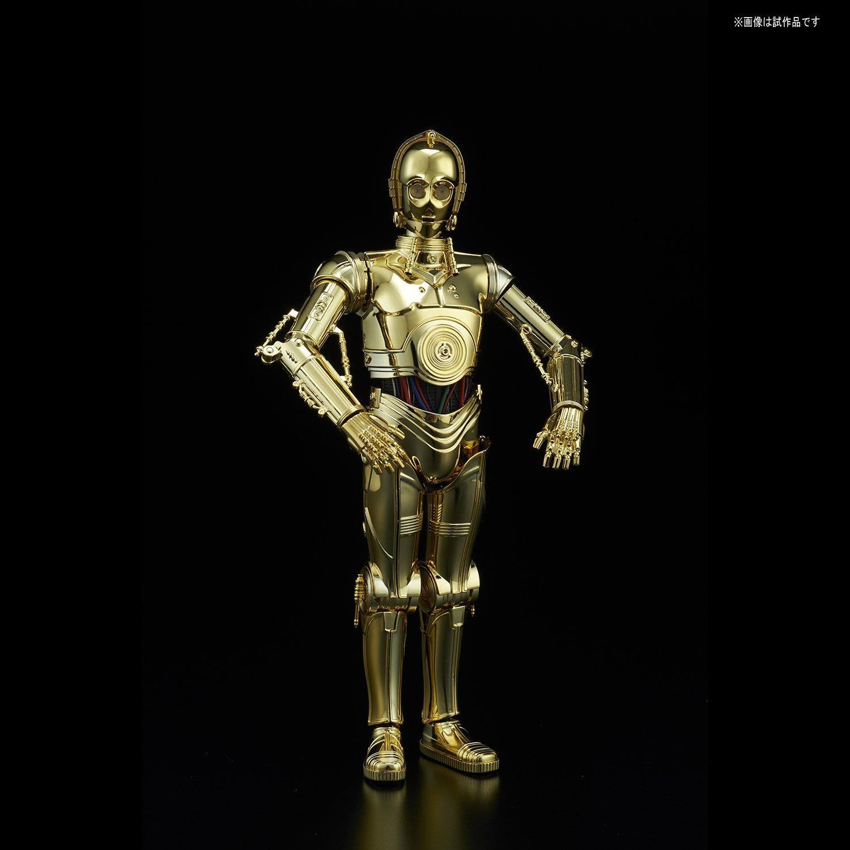 TLJ C-3PO & R2-D2 Model Kit Set 4
