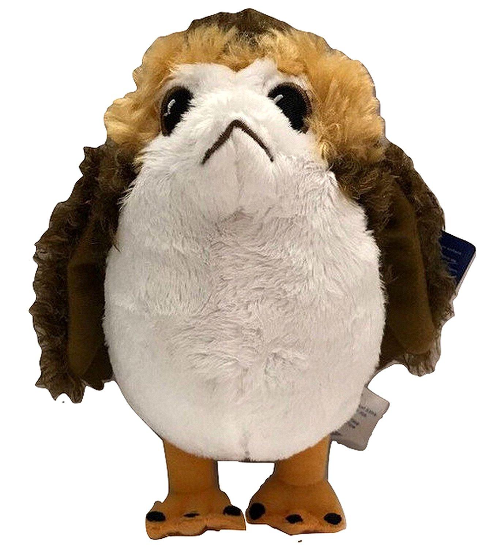TLJ BAB Porg Bird Stuffed Plush Toy 1